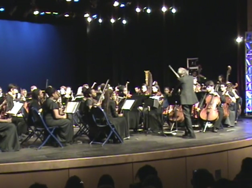 SFYS /MDC Film Scoring Orchestra Concert