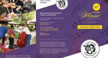 Advance String Camp 2016 Summer Music Academy